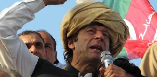 Maulana Fazl-ur-Rehman a power seeking missile: Imran Khan