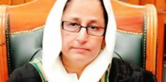 Justice Tahira Safdar appointed first female Chief Justice of BHC