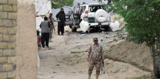 BAP candidate Siraj Raisani among 85 killed in Mastung suicide blast