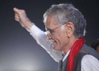 Pervaiz Khattak of PTI wins PK-64 Nowshera-IV | Khyber News