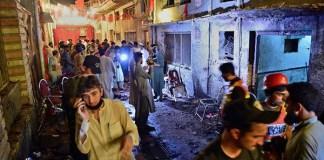Death toll of Peshawar blast mounts to 21, injured 66