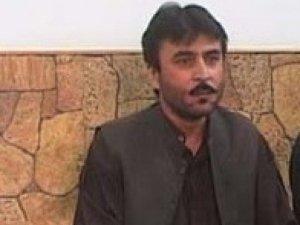BAP candidate Nawabzada Siraj Raisani