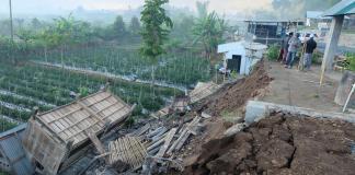 Powerful quake kills 14 on Indonesian tourist island Lombok