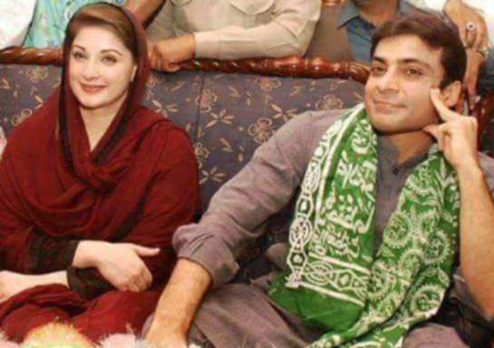 Hamza Shehbaz to run Maryam Nawaz's election campaign in NA-127
