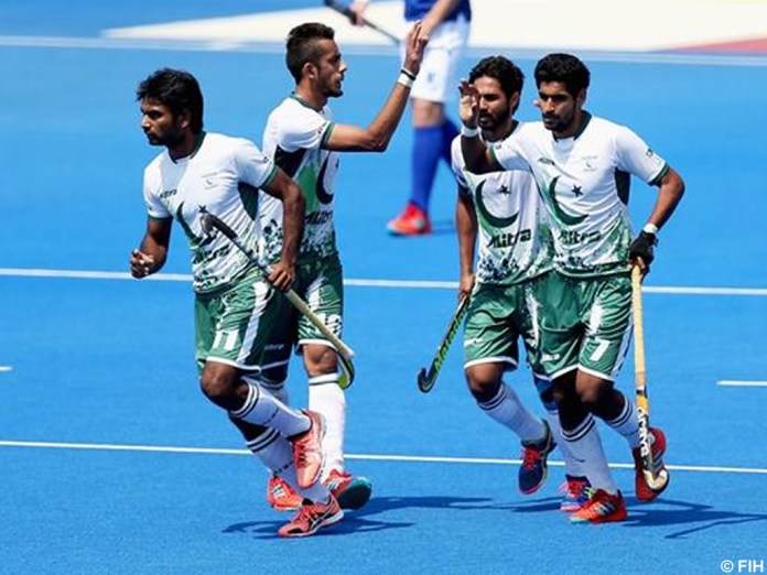 Pakistan record fourth consecutive win in Asian Games hockey