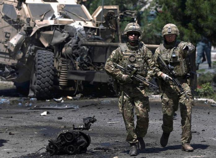 Suicide attack kills three NATO soldiers in Afghanistan: official