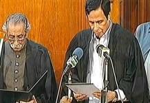 Pervez Elahi elected Speaker of Punjab Assembly