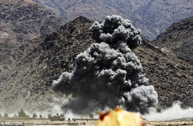 Daesh Afghan chief killed by airstrikes in Nangarhar