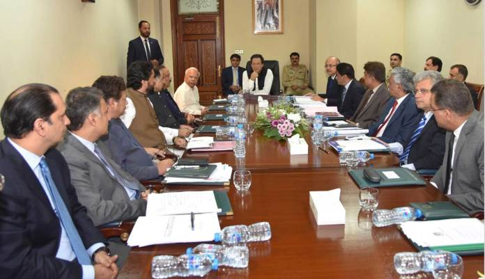 PM Imran calls for coordination between FIA-NAB to fight corruption