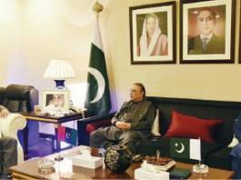 PPP nominates Murad Ali Shah for CM Sindh