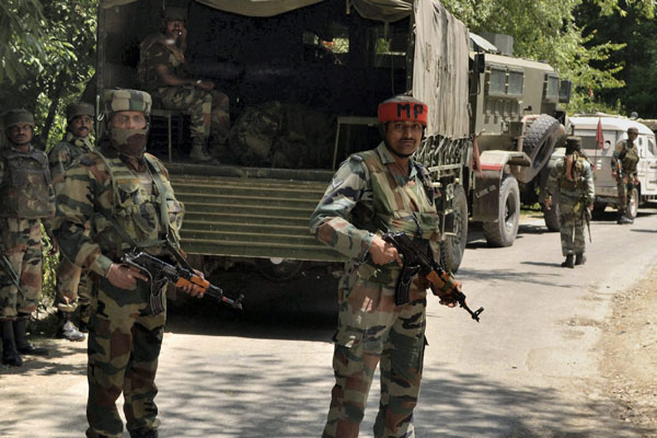 Four more youth martyred by Indian army in occupied Kashmir