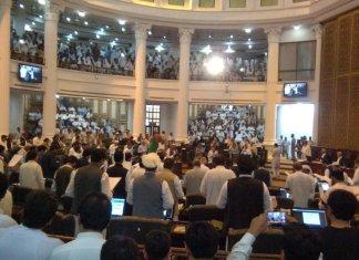 Speaker, Dy Speaker KP Assembly elections on Wednesday