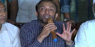 MQM-P will support PTI to form govt in center: Farooq Sattar