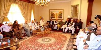 Opposition parties to announce joint candidate for presidential election today