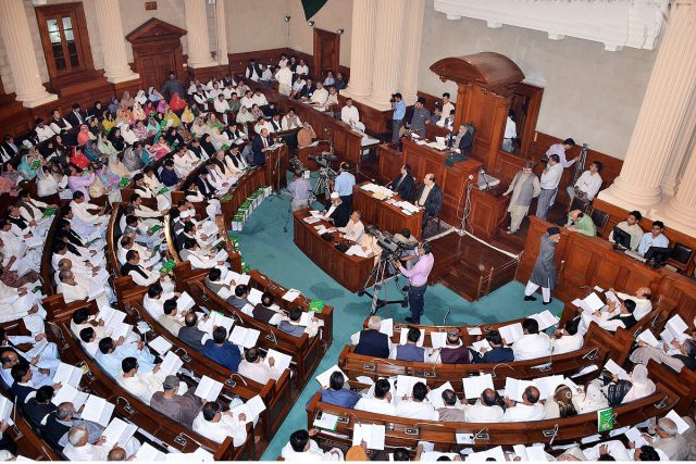 PML-N MPAs resign form Punjab Assembly's standing committees