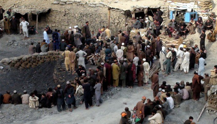 Quetta coal mine explosion death toll reaches 8, five missing