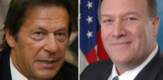 US 'stands by' its readout on Imran-Pompeo telephonic conversation