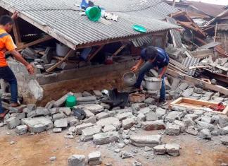 Indonesia quake kills 92, leaves hundreds wounded