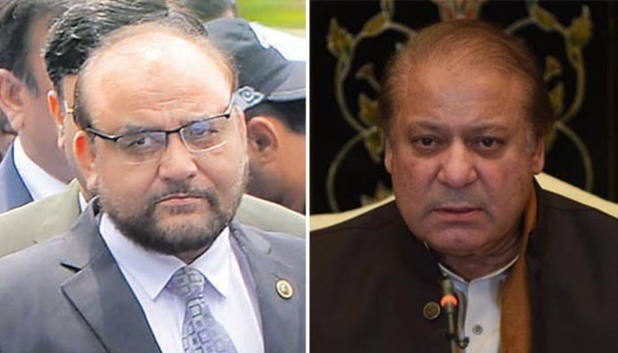 Nawaz Sharif, Wajid Zia appear in accountability court