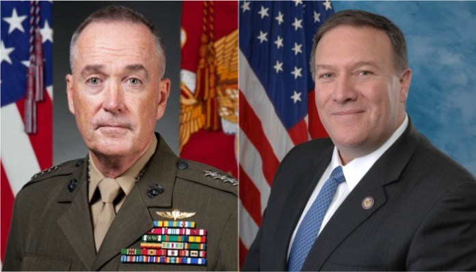US Secretary of State, Military Chief to visit Pakistan in September