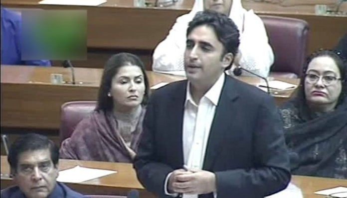 India hatches conspiracy to change demography of Kashmir: Bilawal