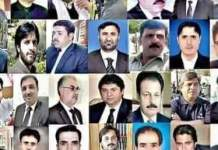 Martyred lawyers