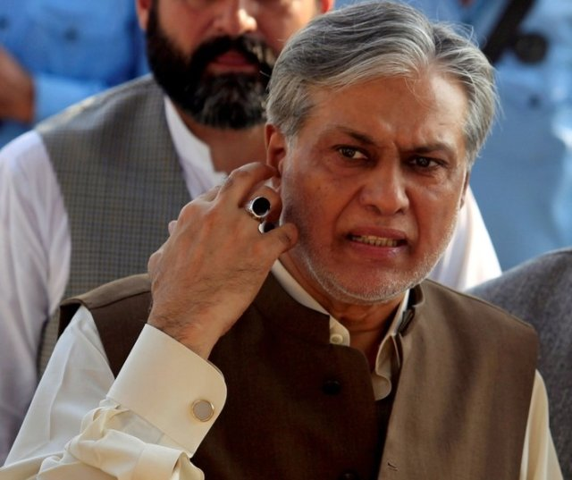 SC hears case regarding return of Ishaq Dar for court trial