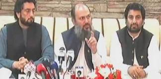 Protection of lives, properties of people govt's top priority: Shehryar Afridi