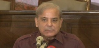 Shehbaz Sharif to attend opposition's APC on Azadi March