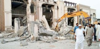Anti-encroachment drive continues in Islamabad