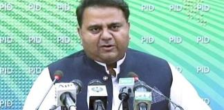 PM Imran has shown Pakistan stands for peace: Fawad Chaudhry