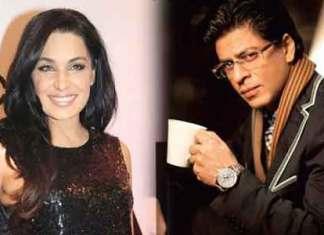 I determine whenever I want to work with Shah Rukh Khan: Meera