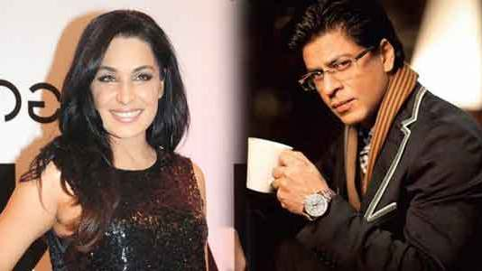 I determine whenever I want to work with Shah Rukh Khan: Meera