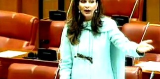 Sherry Rehman criticizes gas price increase, money bill