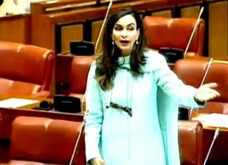 Sherry Rehman criticizes gas price increase, money bill