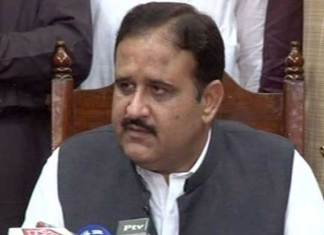 CM Punjab blames previous govt for deteriorated situation of country
