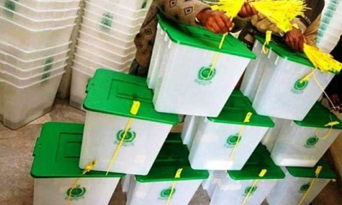 ECP completes arrangements for by-elections in 35 constituencies