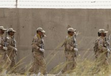 14 Iranian security forces abducted near border with Pakistan