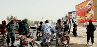 Afghan election candidate among 4 killed in bomb attack