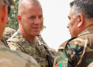 US army general injured in Taliban attack in Afghanistan