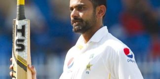 Selection Committee decides to include Hafeez for test series against Australia