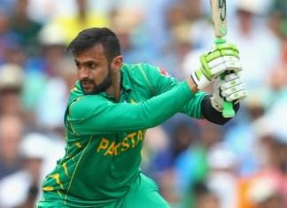Shoaib Malik to miss the opening T20I against Australia