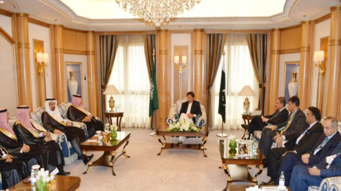 Saudi Arabia to place a deposit of $3bln as a balance of payment support for Pakistan
