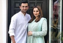 Shoaib Malik and Sania Mirza welcome a baby boy