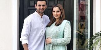 Shoaib Malik and Sania Mirza welcome a baby boy