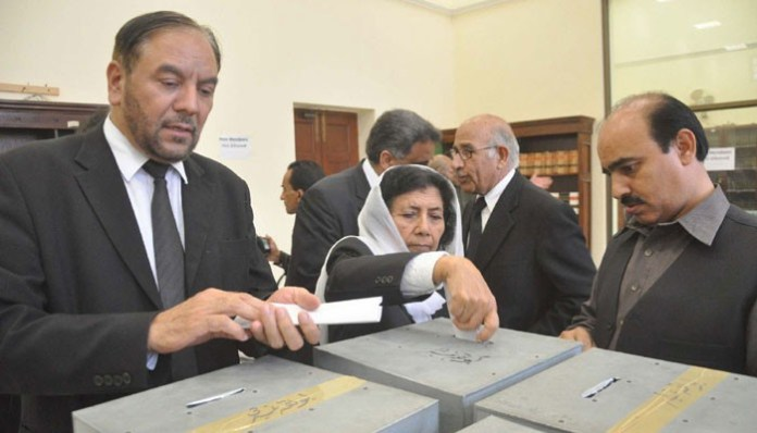Polling for Supreme Court Bar Association elections underway