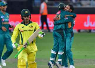 Pakistan to face Australia in third T20I today