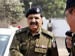 Amjad Javed Saleemi assumes charge as IGP Punjab