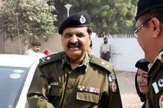 Amjad Javed Saleemi