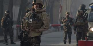 Suicide blast kills eight in Kabul